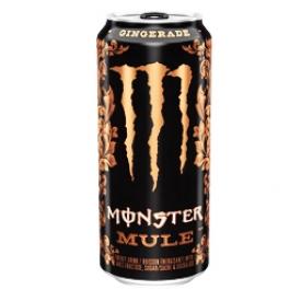 Boisson Énergisante Monster Énergy Mule Gingerade 473 mL
