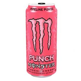 Boisson Énergisante Monster Énergy Pipeline Punch 473 mL