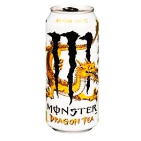 Boisson Énergisante Monster Énergy Yerba Mate Dragon Tea 473 mL
