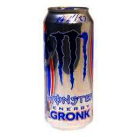 Boisson Énergisante Monster Gronk