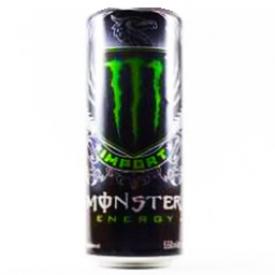 Boisson Énergisante Monster Import 473 mL