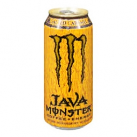 Boisson Énergisante Monster Java