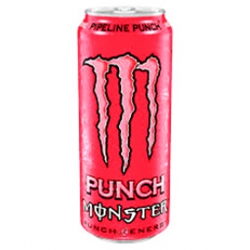 Boisson Énergisante Monster Punch Rose