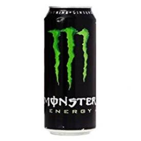 Boisson Énergisante Monster Vert