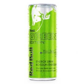 Boisson Énergisante Red Bull The Green Edition