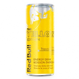 Boisson Énergisante Red Bull The Yellow Edition