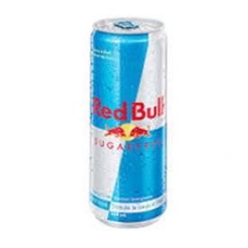 Boisson Énergisante Red Bull Zéro Sucre 355 mL