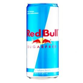 Boisson Énergisante Red Bull Zéro Sucre 473 mL