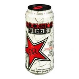 Boisson Énergisante Rockstar Pure Zero Blanc