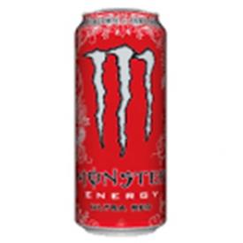 Boisson Énergisante Monster Ultra Red