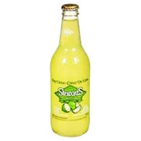 Boisson Gazeuse Stewart's Soda à la Limette