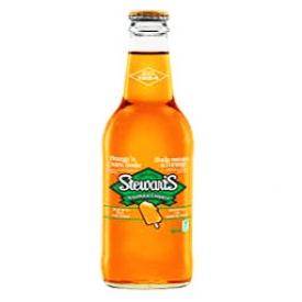 Boisson Gazeuse Stewart's Soda Mousse à l'orange