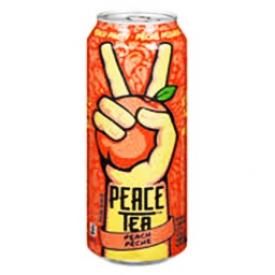 Boisson Peace Tea Peche