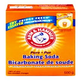 Boite de Bicarbonate de Soude Arm & Hammer 500g