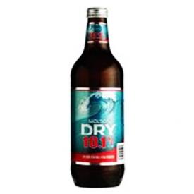 Bière Molson Dry 10.1%alc Bouteille 1.18L