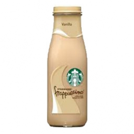 Breuvage Starbucks Vanille  Bouteille 405 mL