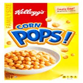 Céréale Corn Pops Kellogg's