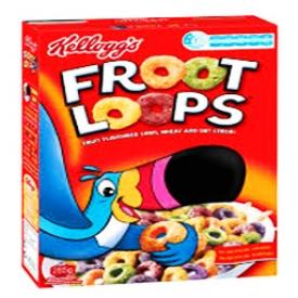 Céréale Froot Loops Kellogg's