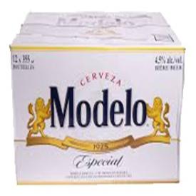 Bière Modelo 4.5%alc 12 Bouteilles 355 mL