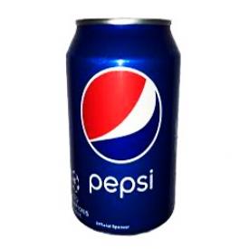 Liqueur Pepsi Canette 355 mL
