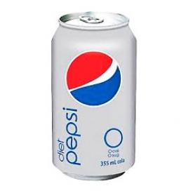 Liqueur Pepsi Diète Canette 355 mL