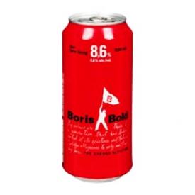 Bière Boris Bold 8.6% Canette 500 mL