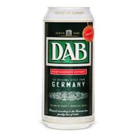 Bière Dab Germany 5%alc Canette 500 mL