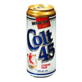 Bière Colt 45 8%alc Canette 710 mL