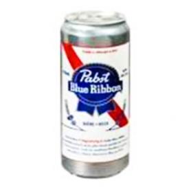 Bière Pabst Blue Ribbon 4.9%alc Canette 710 mL