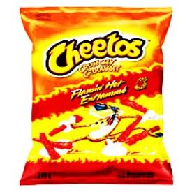 Chips Cheetos Enflammé 310g