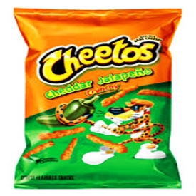 Chips Cheetos Jalapeno 210g