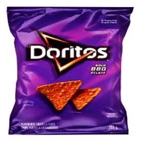 Chips Doritos BBQ Éclaté 255g