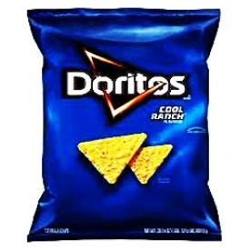 Chips Doritos Cool Ranch 255g