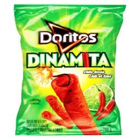 Chips Doritos Dinamita Chili et Lime 255g