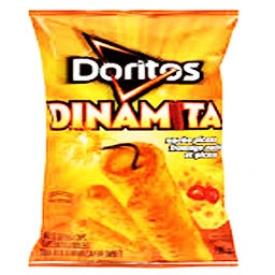 Chips Doritos Dinamita Fromage Nacho et picoso 255g