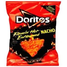 Chips Doritos Enflammé Nacho 255g