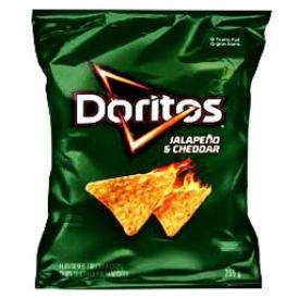 Chips Doritos Jalapino et Cheddar 255g