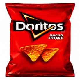 Chips Doritos Nacho Cheese 255g