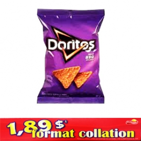 Chips Format Collation Doritos BBQ 70g