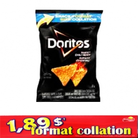 Chips Format Collation Doritos Piment Infernale 70g