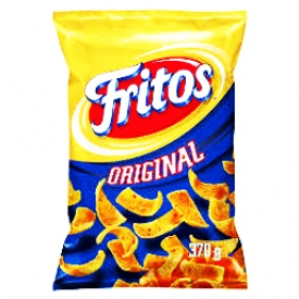 Chips Fritos Original 370g