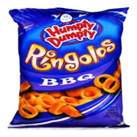 Chips Humpty Dumpty Ringolos BBQ