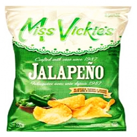 Chips Miss Vickie's Jalapeno 250g