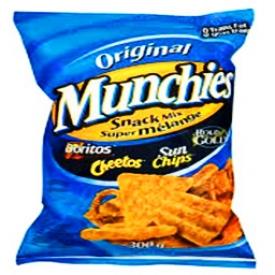 Chips Munchies Original 272g