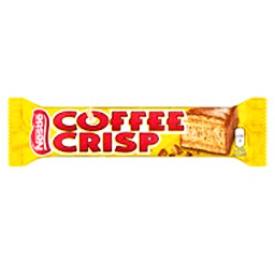 Chocolat Barre Caffee Crisp