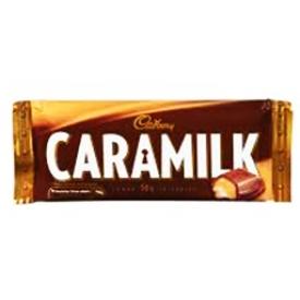 Chocolat Barre Caramilk