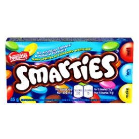 Chocolat Smarties