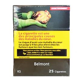 Cigarette Belmont KS 25