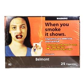 Cigarette Belmont RS 25