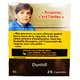Cigarette Dunhill KS 25